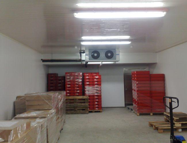 Külmkambrid - Tehtud Tööd / Eliver OÜ