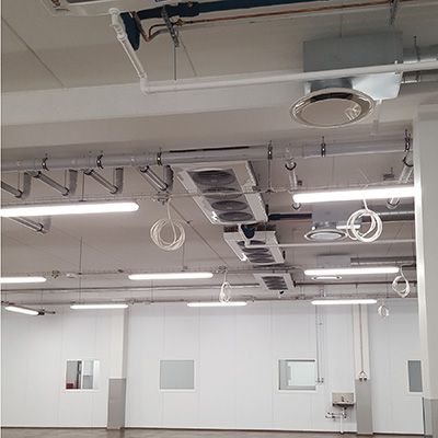 Külmkambrite ehitus - Eliver OÜ